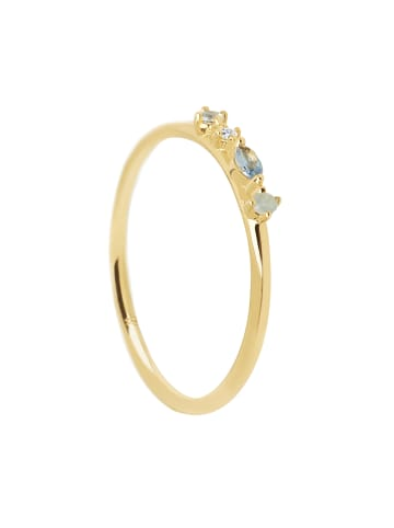 """PDPAOLA Ring """"Midnight Blue AN01-193"""" in gold und bunt"""