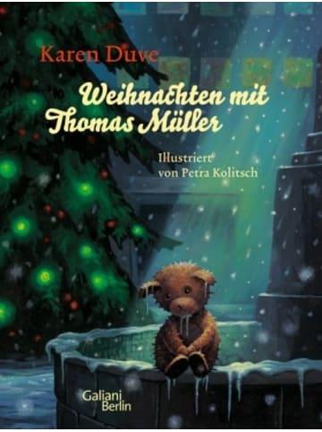 Galiani, Berlin Weihnachten mit Thomas Müller