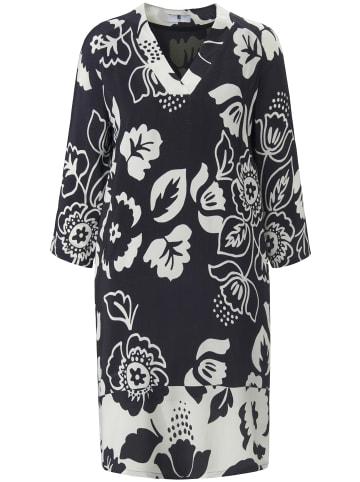 ANNA AURA Abendkleid Kleid mit 3/4-Raglanarm in schwarz/offwhite