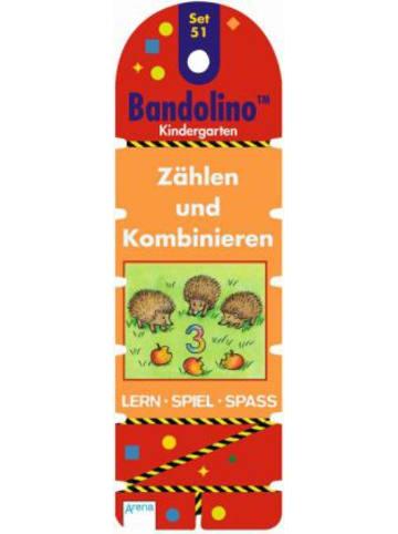 Arena Verlag Bandolino (Spiele), 51 Zählen und Kombinieren