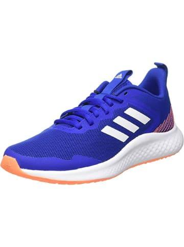 Adidas neo Laufschuh Fluidstreet in Blau