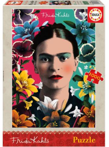Educa Puzzle Frida Kahlo, 1.000 Teile