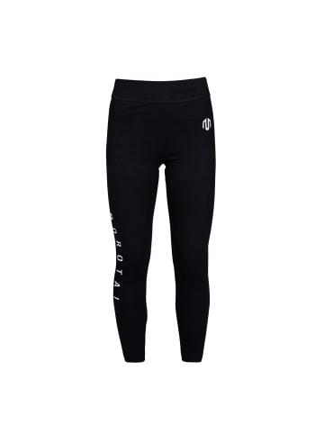 MOROTAI Sport-Leggings Brand Basic Tights in Schwarz