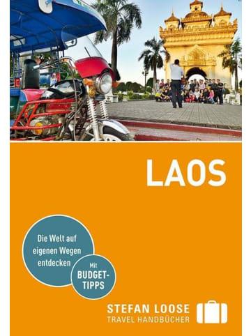 DuMont Kalenderverlag Stefan Loose Reiseführer Laos   mit Reiseatlas