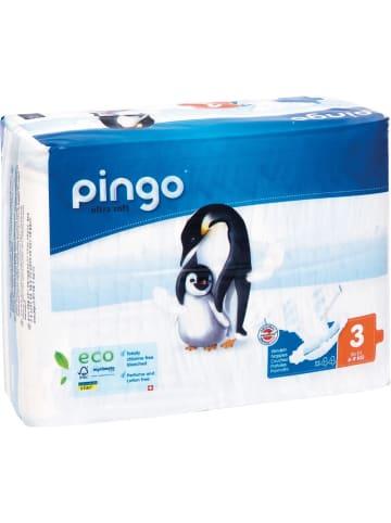 "Pingo BIO Windeln ""ultra soft"" MIDI Gr. 3 (4-9 kg) 44 Stück"
