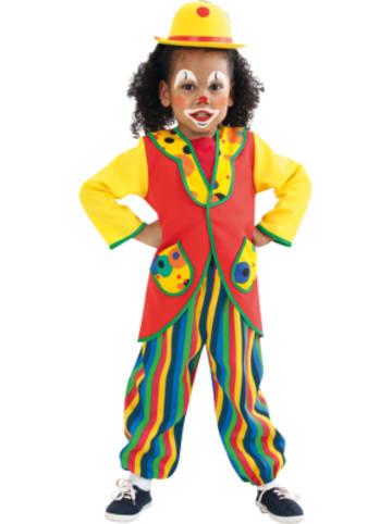 Kunterbunt Kostüm Clown