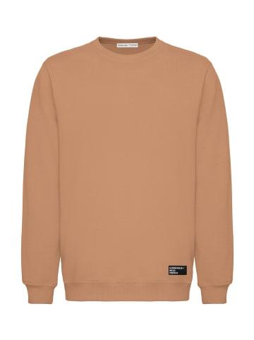 Grimelange Sweatshirt Travis in brown