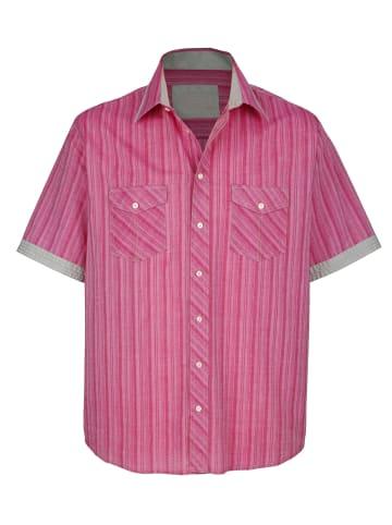 Boston Park Hemd in Pink
