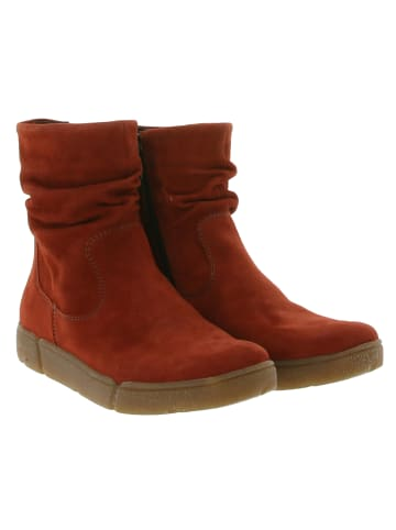 Ara Shoes Chelsea-Boots in Rot