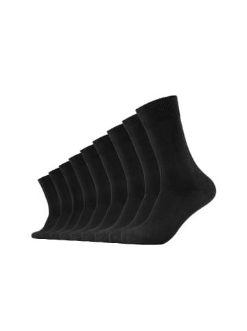 Camano Socken in schwarz