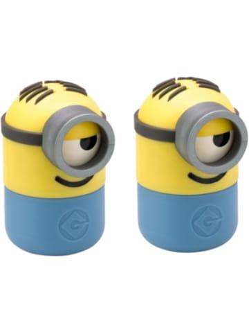 WMF Salzstreuer Minions, gelb/blau, 2-tlg.