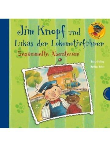 Esslinger Jim Knopf: Jim Knopf und Lukas der Lokomotivführer - Gesammelte Abenteuer