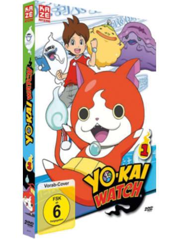 Yo-Kai Watch DVD Yo-kai Watch - Box 1