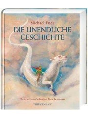 THIENEMANN Die unendliche Geschichte | Farbig illustrierte Schmuckausgabe