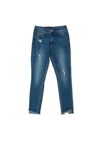 Heimatliebe 5-Pocket-Jeans in original