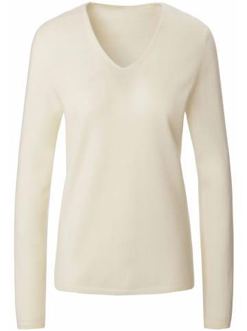 Include Pullover cashmere in creme