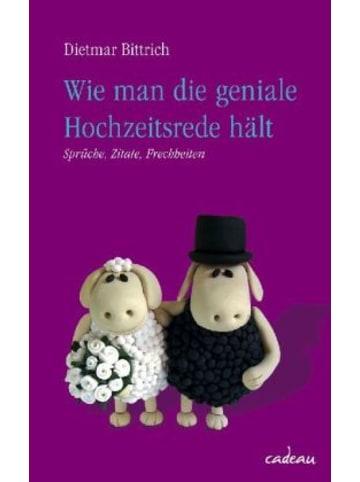 Hoffmann und Campe Wie man die geniale Hochzeitsrede hält
