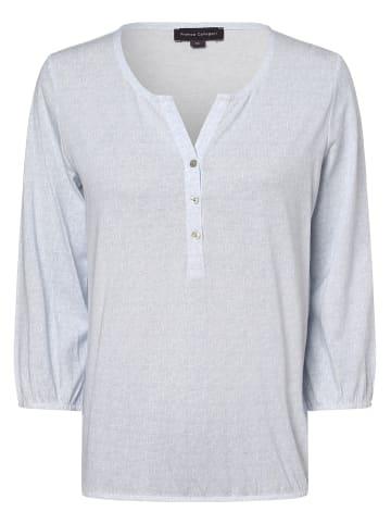 Franco Callegari Shirt in hellblau