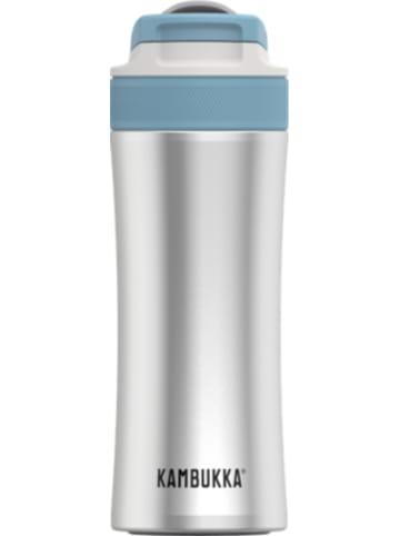 KAMBUKKA® Edelstahl-Isolier-Trinkflasche LAGOON Spout Stainless Steel, 400 ml