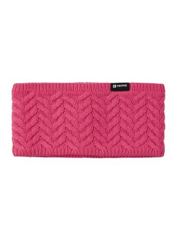 "Reima Stirnband "" Rinkeli "" in Azalea pink"