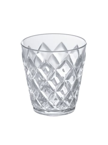 Koziol CRYSTAL S - Glas 250ml in crystal clear