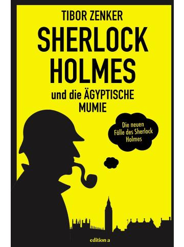 Edition a Sherlock Holmes und die ägyptische Mumie
