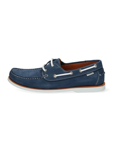McGregor Shoes Loafers Mcg in blau