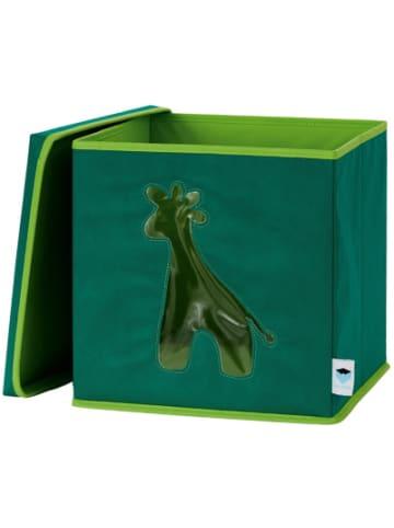 STORE IT Aufbewahrungsbox Giraffe, mit Sichtfenster