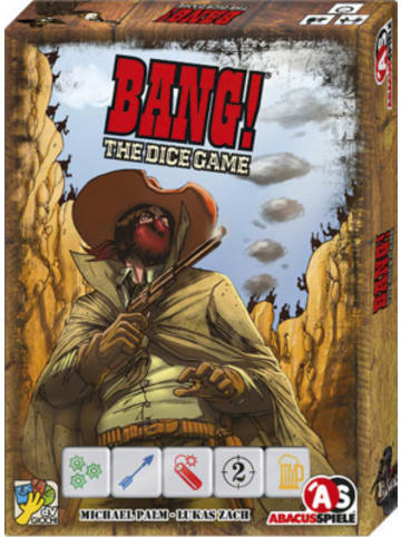 Abacusspiele BANG! The Dice Game (Spiel)