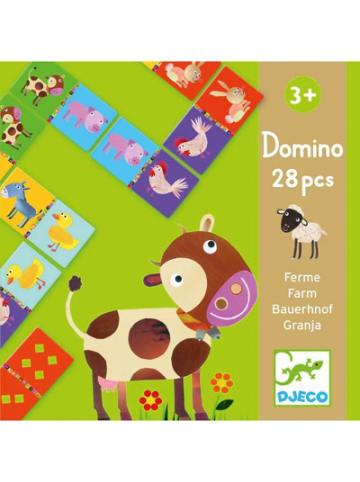 Djeco Domino Bauernhof