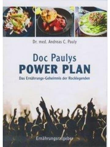 Isensee Doc Paulys Power Plan | Das Ernährungsgeheimnis der Rocklegenden