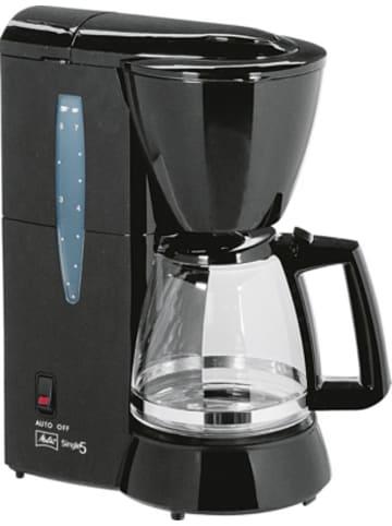 "Melitta Kaffeeautomat ""Single5"" für 5 Tassen, 0,65l, 600Watt"