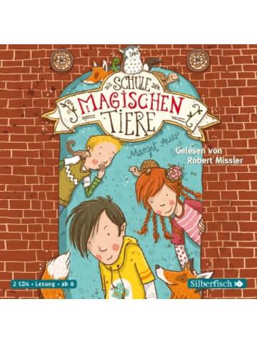 Silberfisch Die Schule der magischen Tiere, 2 Audio-CDs