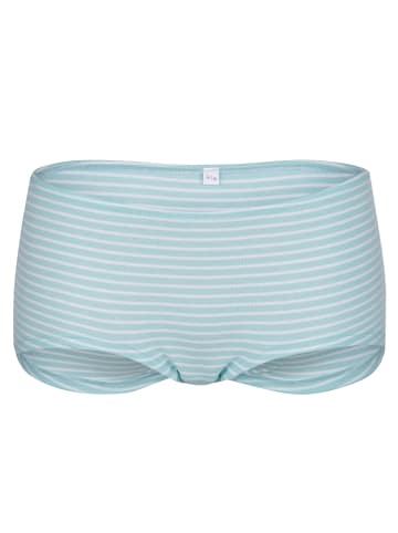 Blue Moon Pantys im 4er Pack in Türkis,Apricot