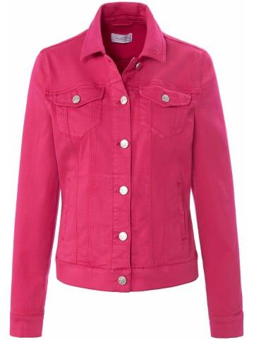 LOOXENT Jeansjacke Jeansjacke in pink denim