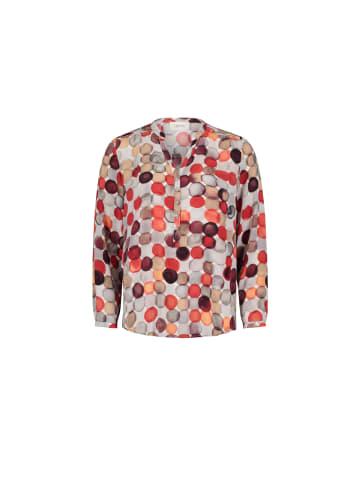 Betty Barclay Gemusterte Hemden in kombi