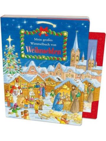 Butzon & Bercker Mein großes Wimmelbuch von Weihnachten