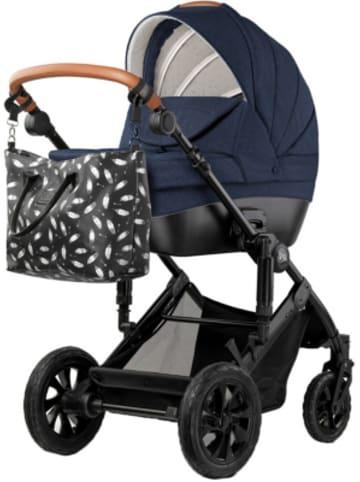 Kinderkraft Kombi-Kinderwagen PRIME 3in1, blau