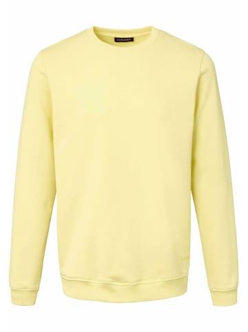 LOUIS SAYN Sweatshirt Sweatshirt in gelb