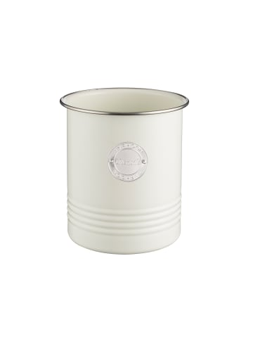 Typhoon Living - Utensilienbehälter, pastellcreme, 1,7 Liter