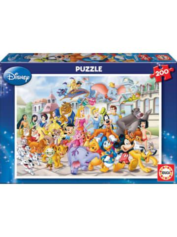 Educa Puzzle Disney Parade, 200 Teile