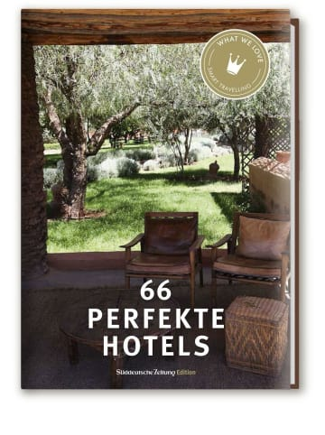 Süddeutsche Zeitung 66 Perfekte Hotels