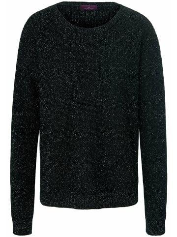 TALBOT RUNHOF X PETER HAHN Pullover new wool in schwarz