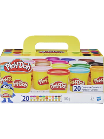 Hasbro Play-Doh Knetdosen 20er-Pack - World of Color