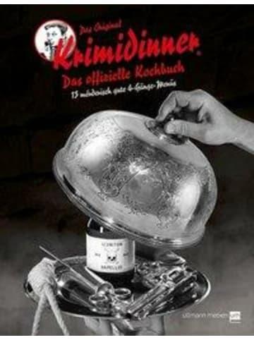 Medien Das offizielle Kochbuch zum Original KRIMIDINNER®   13 mörderisch gute Menüs