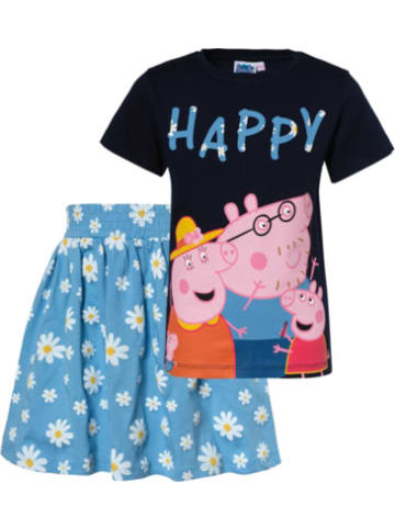 Peppa Pig Peppa Pig Kinder Set T-Shirt + Rock