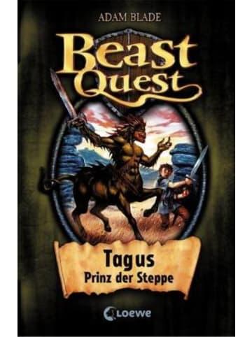 Loewe Verlag Beast Quest (Band 4) - Tagus, Prinz der Steppe