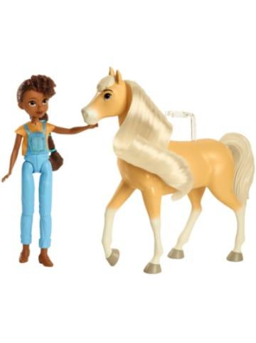 Mattel Spirit Puppe Pru (ca. 18cm) & Pferd Chica Linda (ca. 20cm), ab 3Jahren