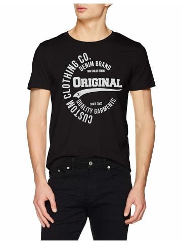 Hailys Poloshirt kurzarm in schwarz