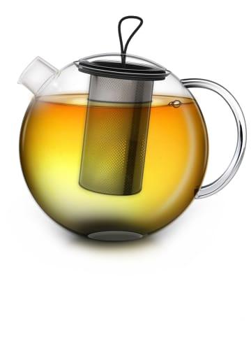 "Creano Glas Teekanne ""Jumbo 1,0L"" in Transparent - 1000ml"